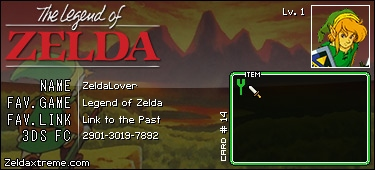 ZeldaLovers Card